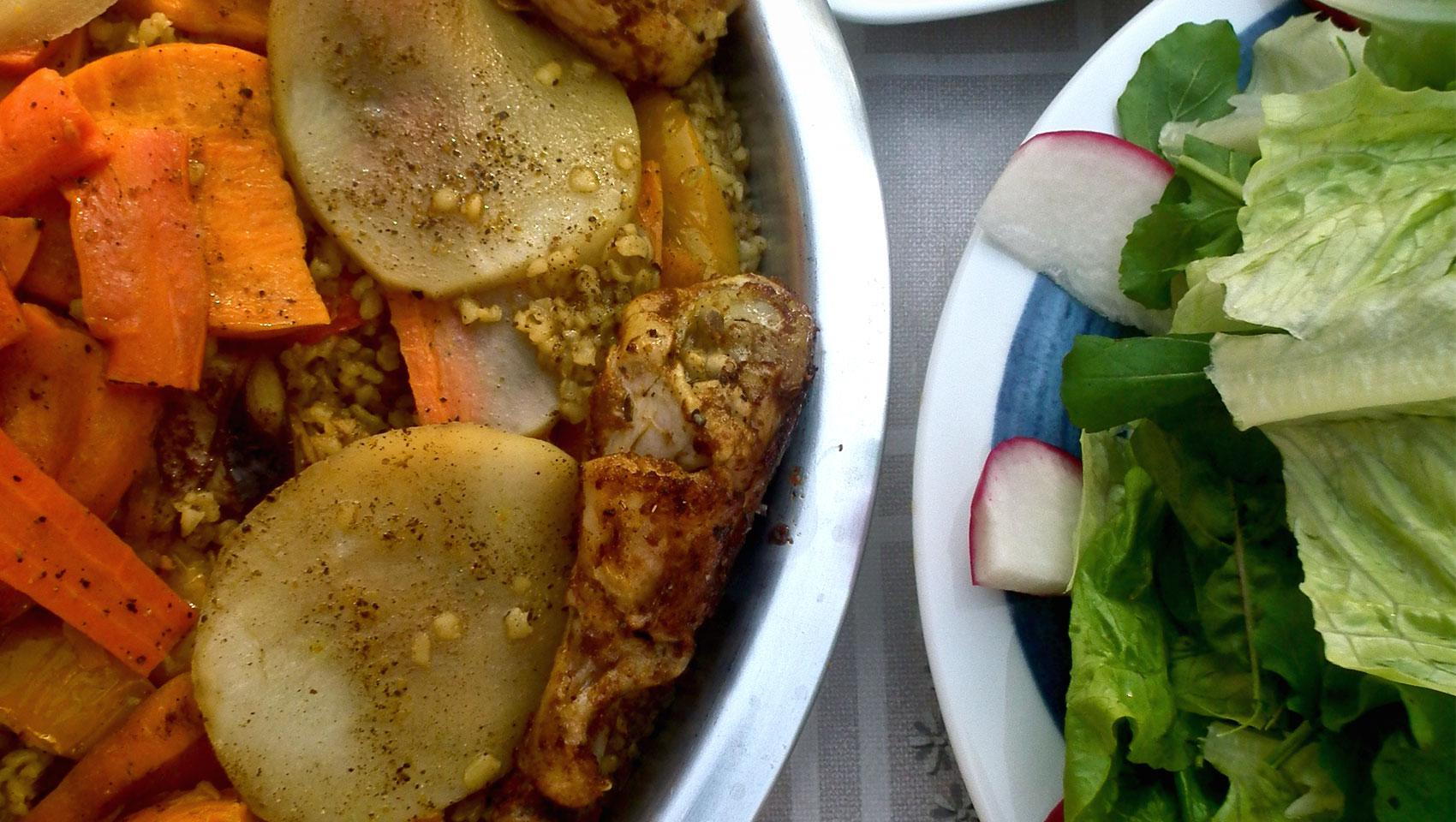 Jaffa – Comfort, Food