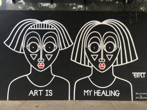Sara Erenthal Graffiti Tel-Aviv